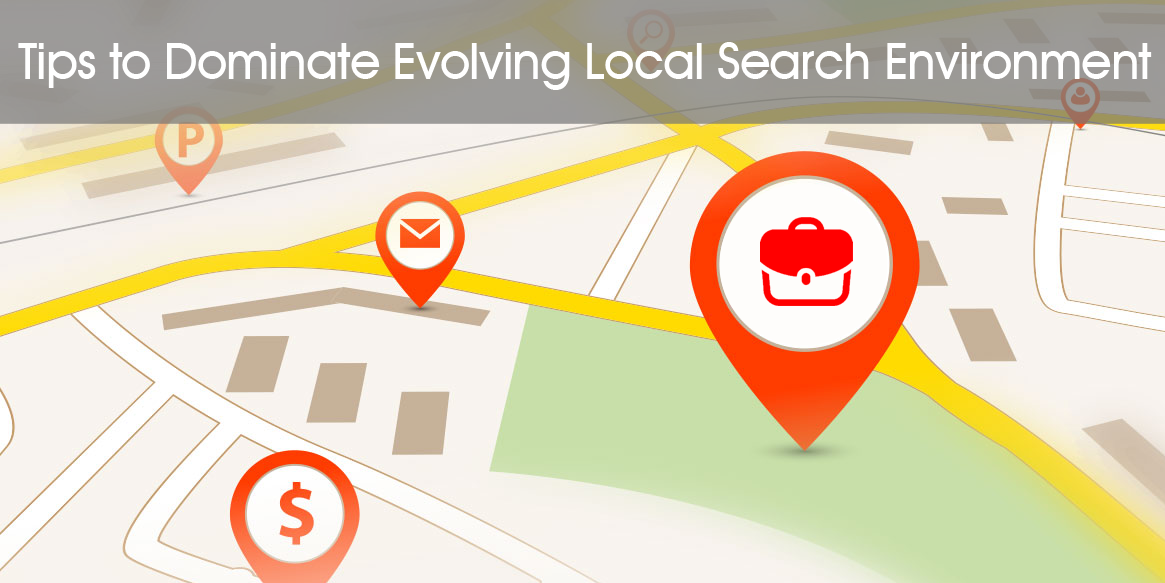 Local Search Environment